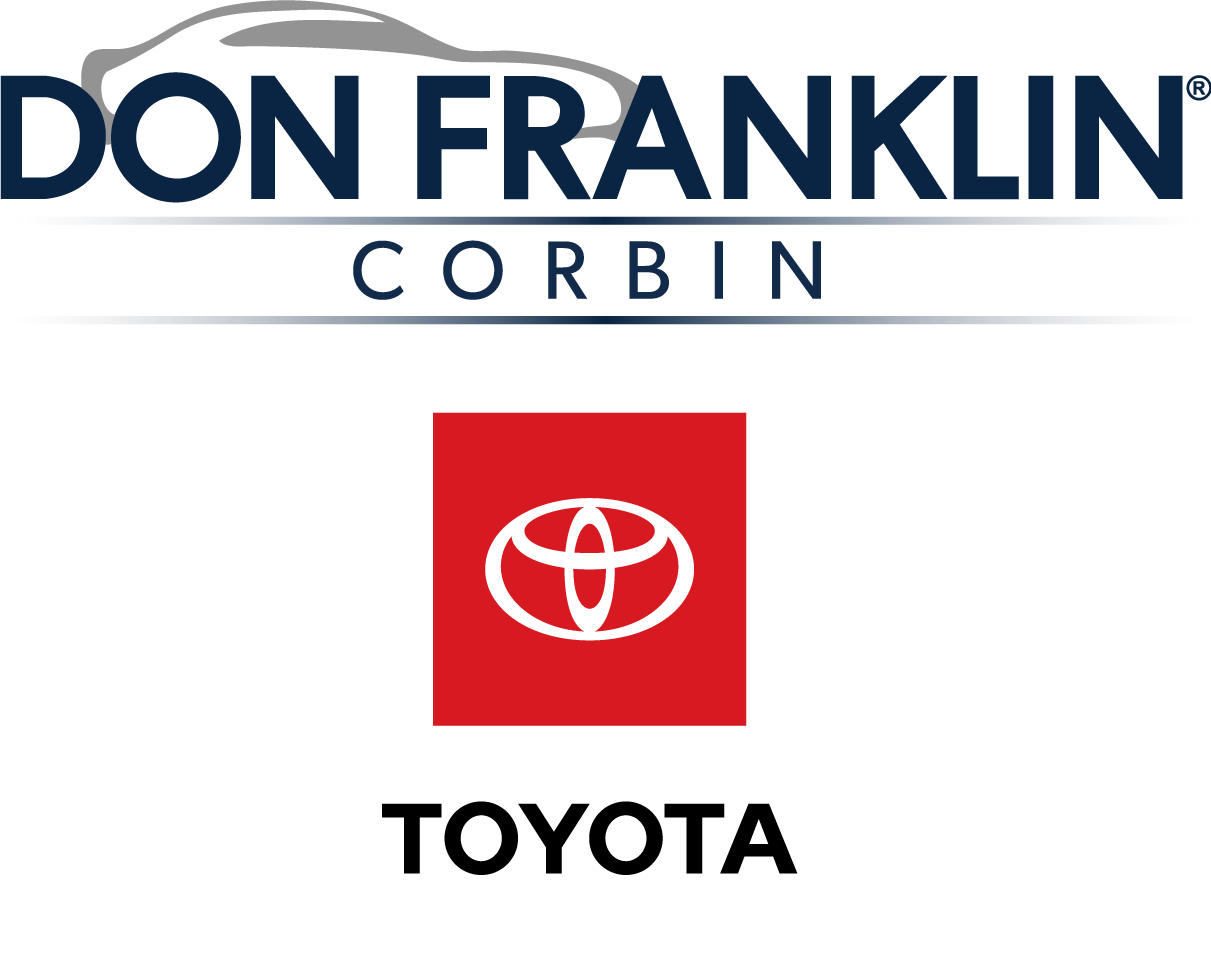 Don Franklin Corbin Toyota Logo