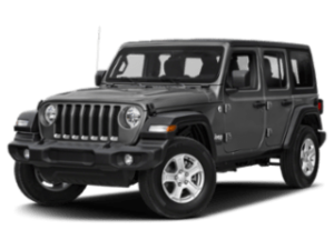 2019 Jeep Wrangler Unlimited angled