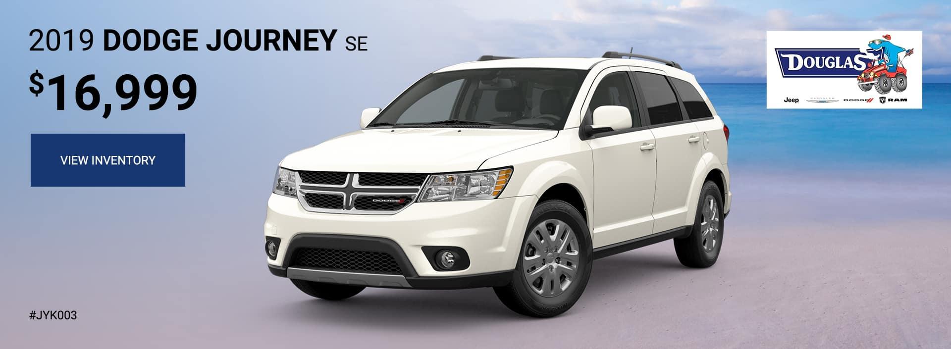2019 Dodge Journey Lease Deal