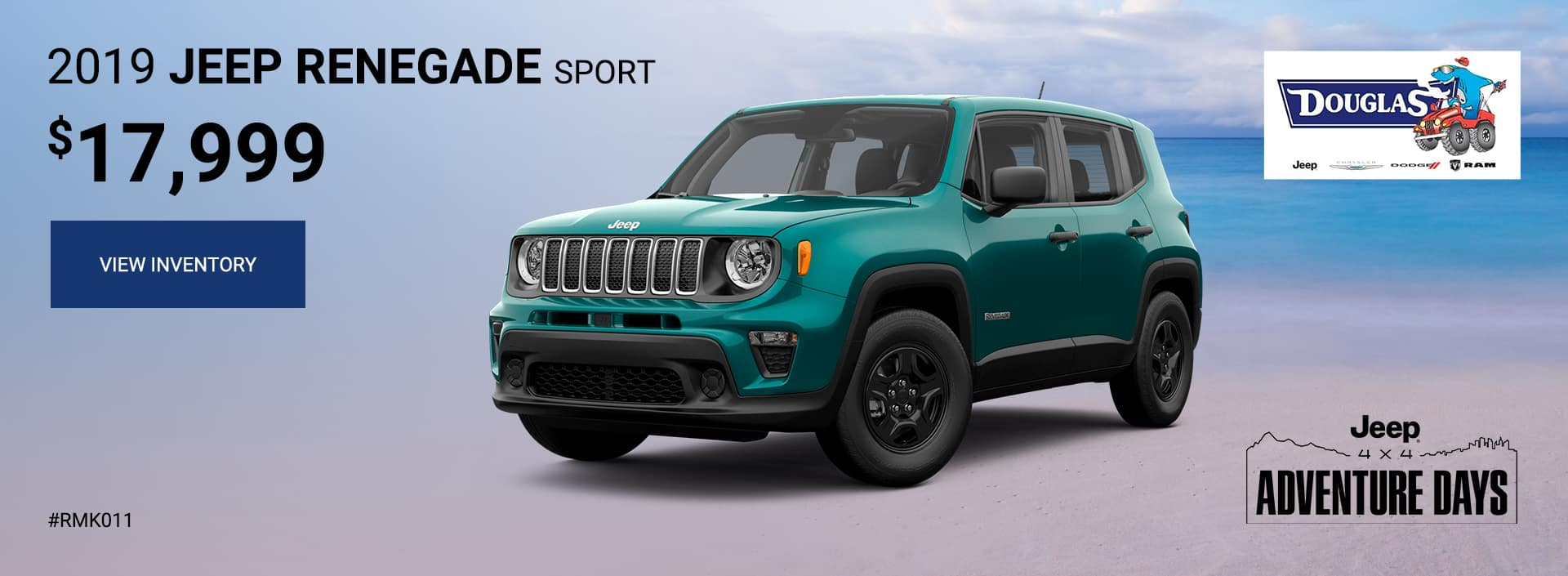 2019 Jeep Renegade Sport Lease Deal Jeep 4x4 Adventure Days