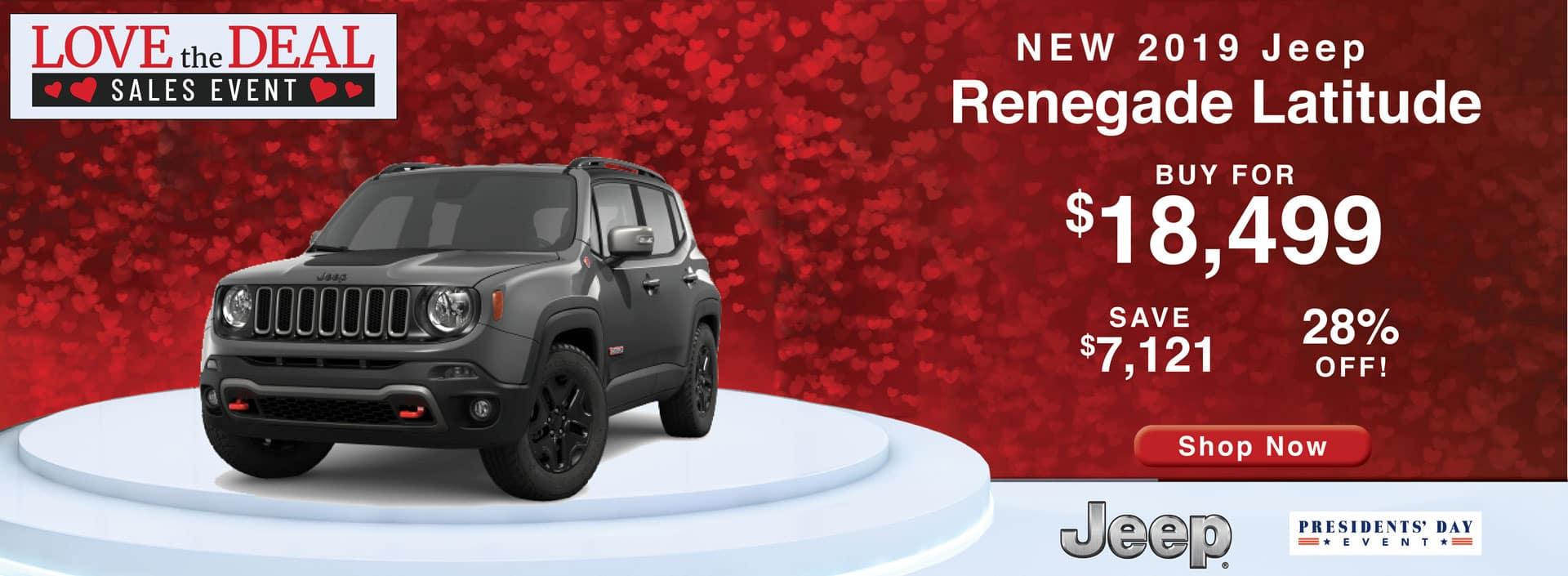 2019 Jeep-Renegade Latitude-18499