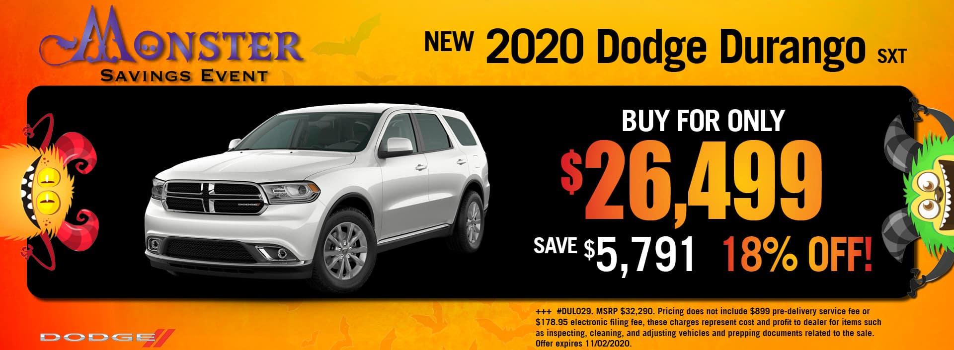 2020 Durango-26499