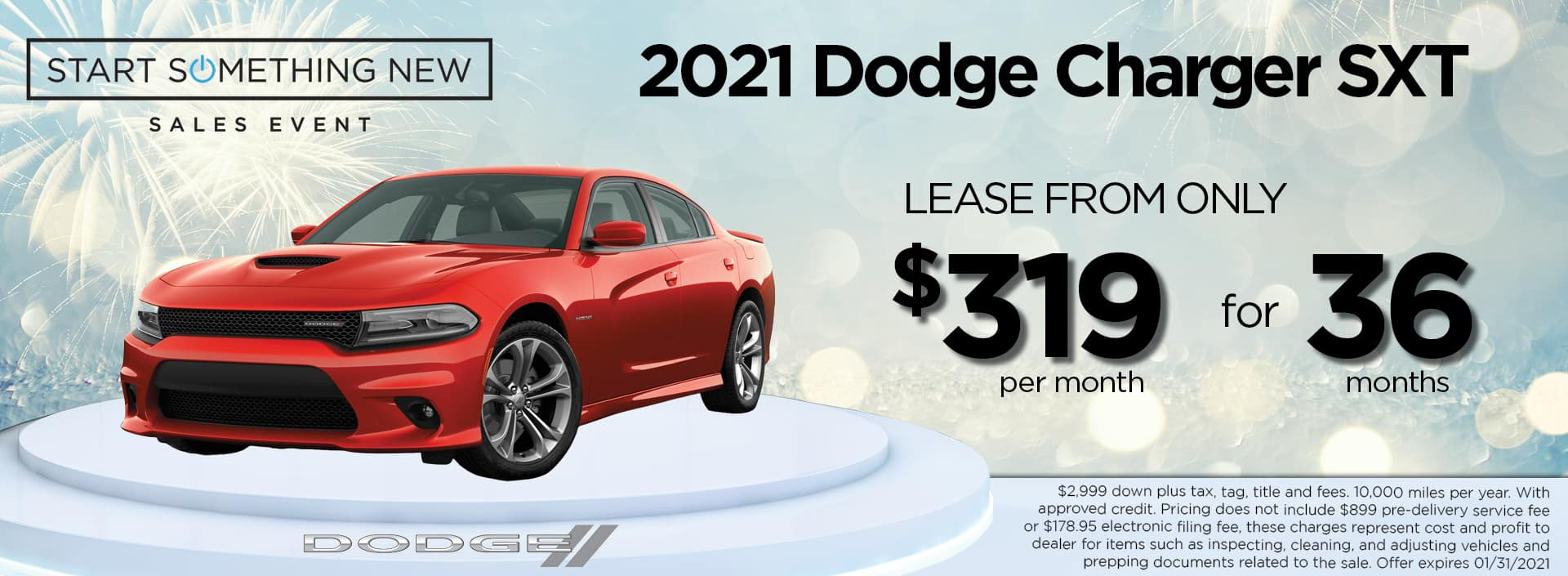 2021 Charger 319