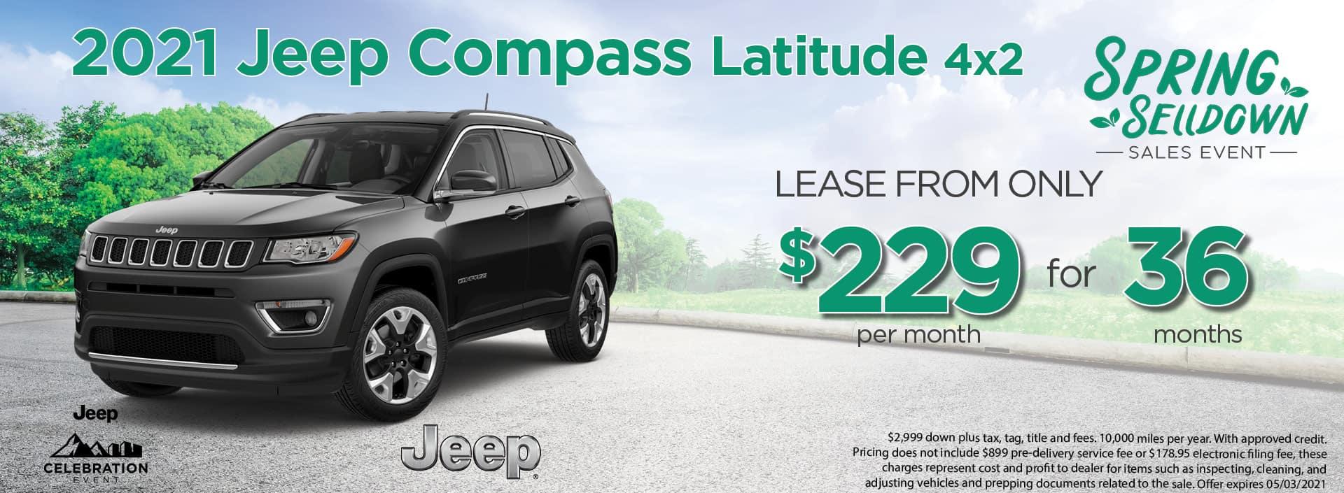 21 Compass Latitude 229mo