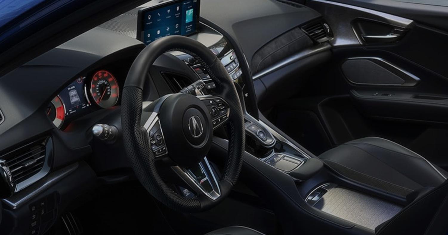 2020 Acura RDX Front Interior