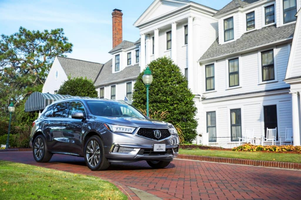 Acura SUVs Name Best Family Luxury Cars by Parents Magazine