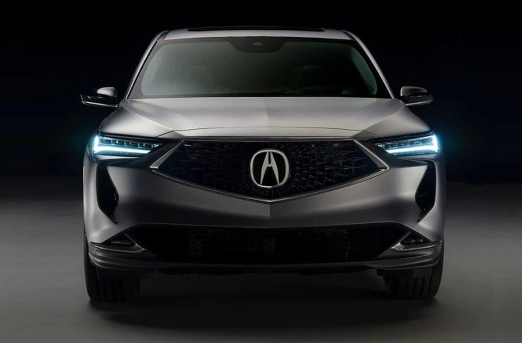 2022 Acura MDX Prototype near Atlanta, GA