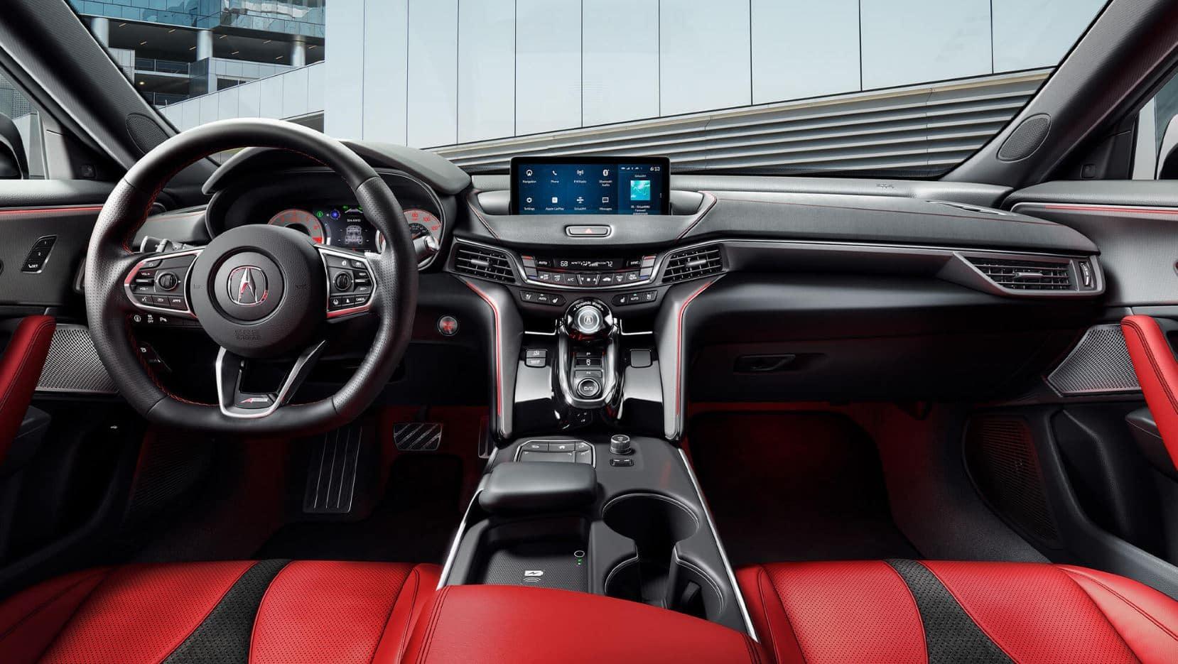 Reserve 2021 Acura TLX in Chamblee, GA