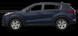2019 Kia Sportage model side