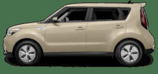 Kia Soul EV model side