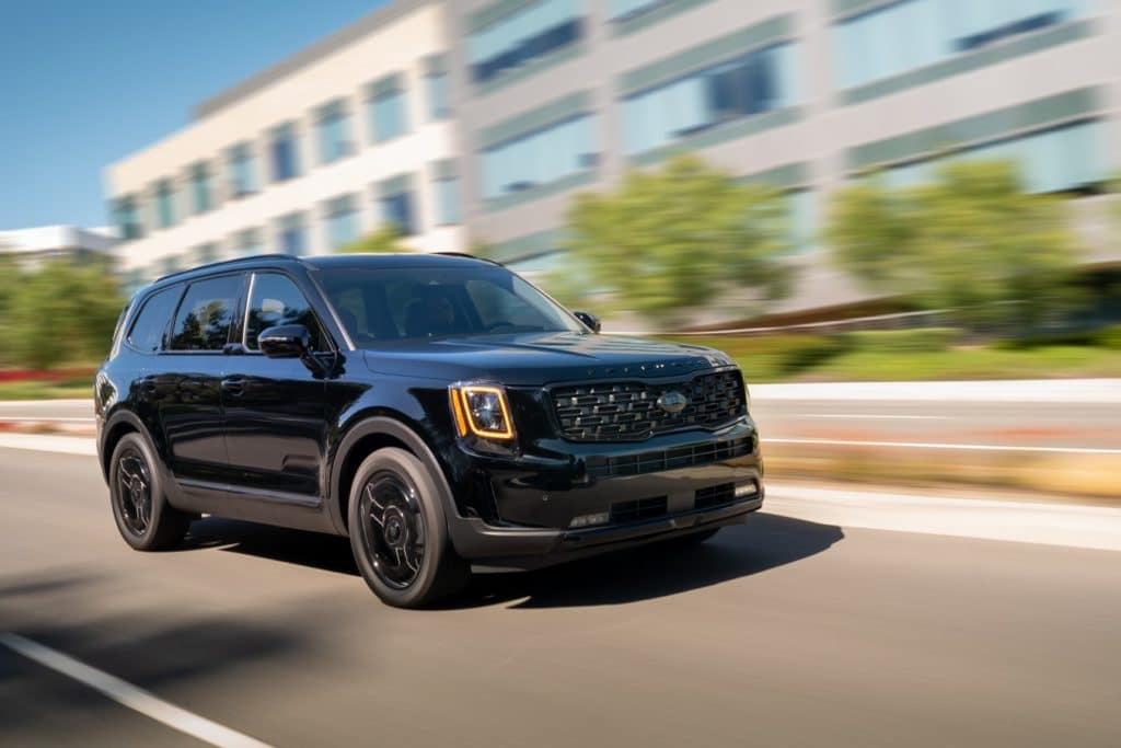 2021 Kia Telluride Nightfall Edition in Chamblee, GA