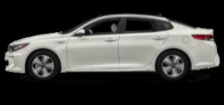 Kia Optima Hybrid model