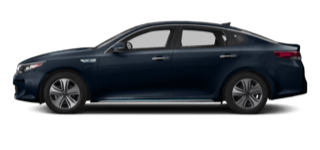 Kia Optima Plug-In Hybrid model