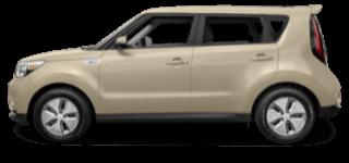 Kia Soul EV model