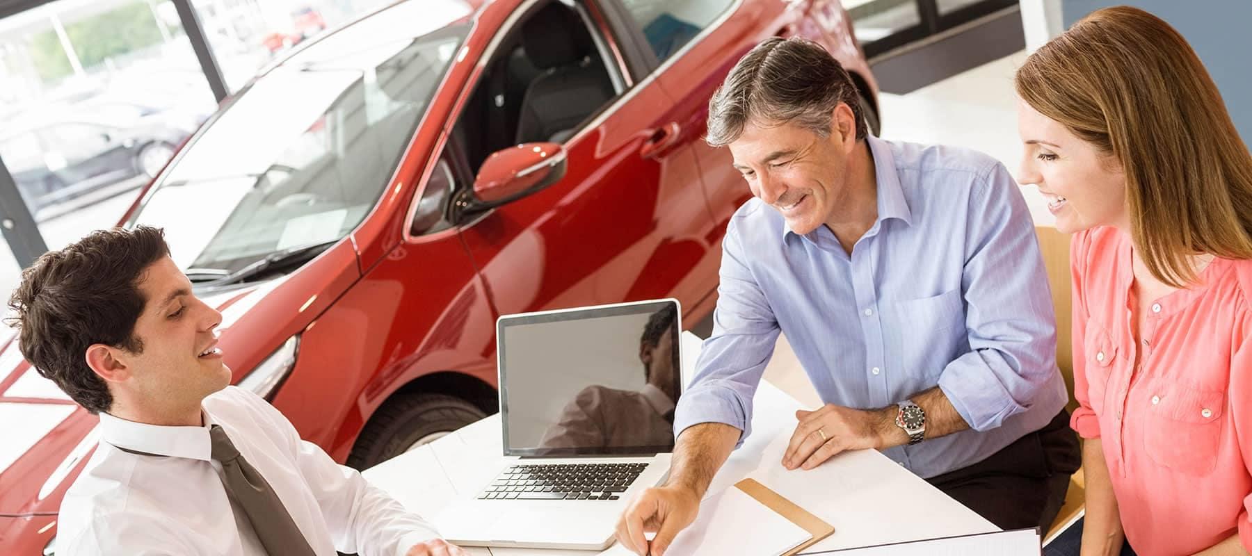 Vehicle Finance Car Dealership