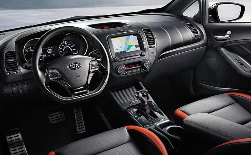 Kia Forte Review Interior