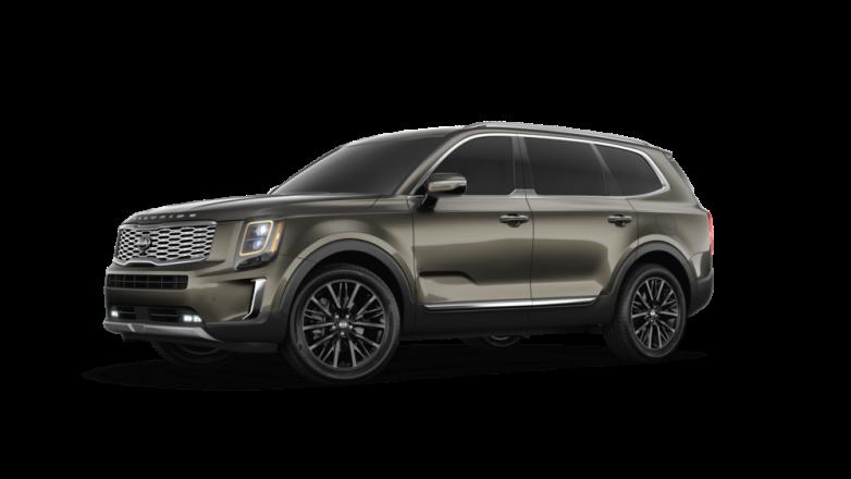 2020 Kia Telluride Model Review