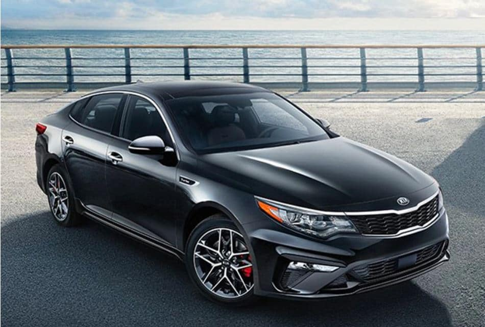 2020 Kia Optima for sale in Chamblee GA