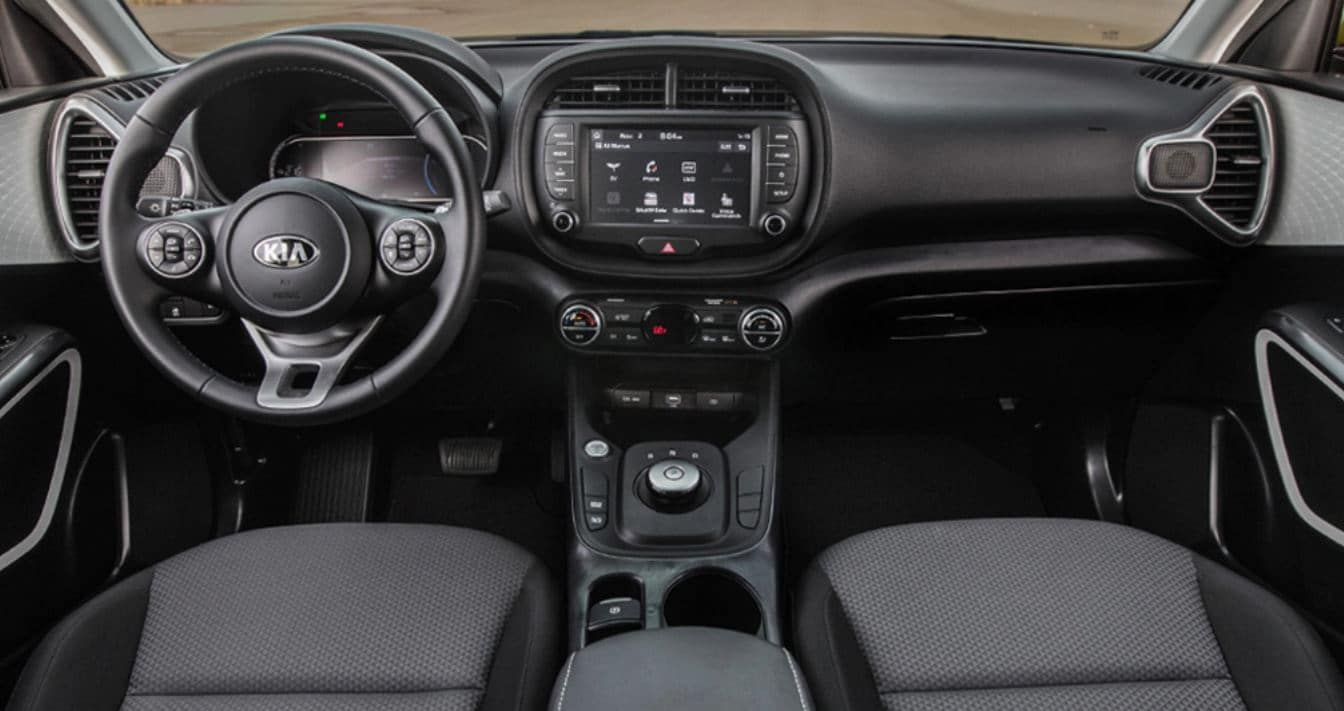 2021 Kia Soul EV in Chamblee, GA