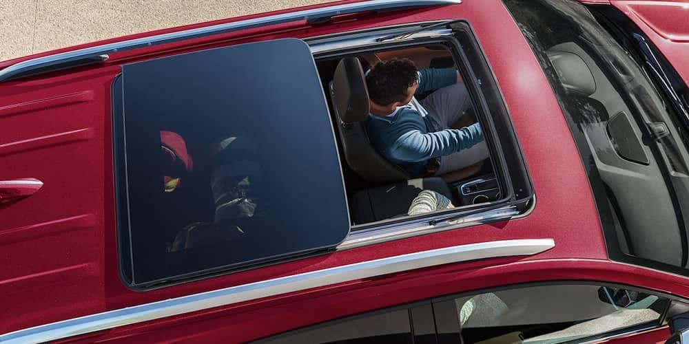 2019 Chevy Equinox Sunroof