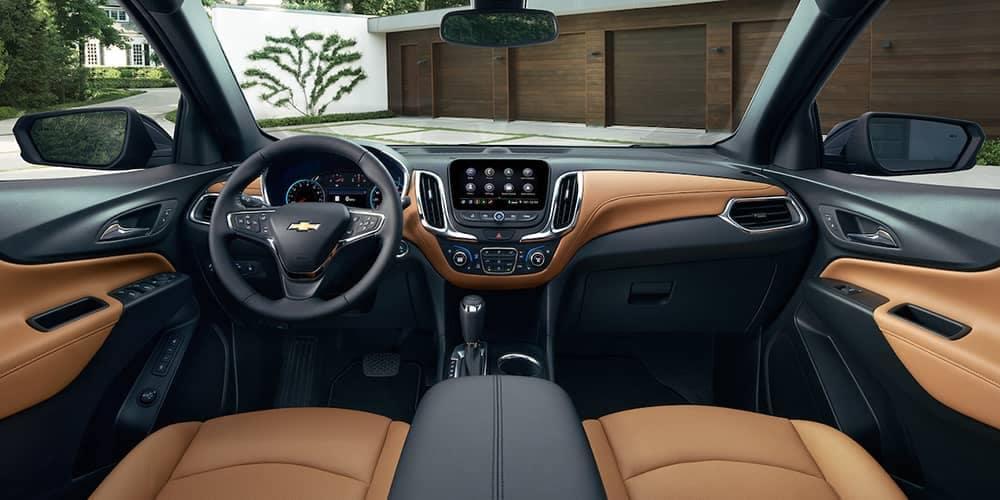 2019 Chevy Equinox Dash