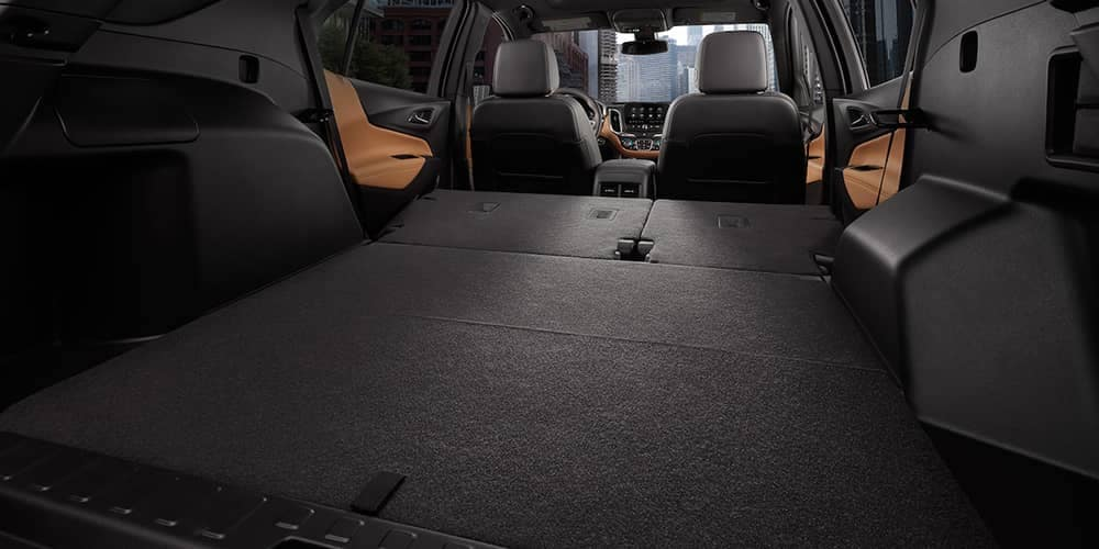 2019 Chevy Equinox Space