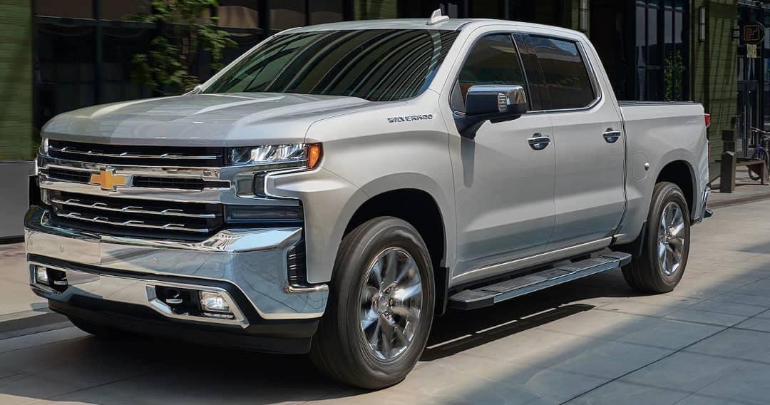 2020 Chevrolet Silverado 1500 LD
