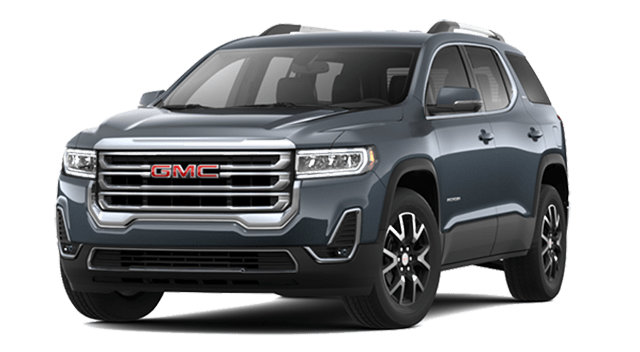 2020 GMC Acadia Gray