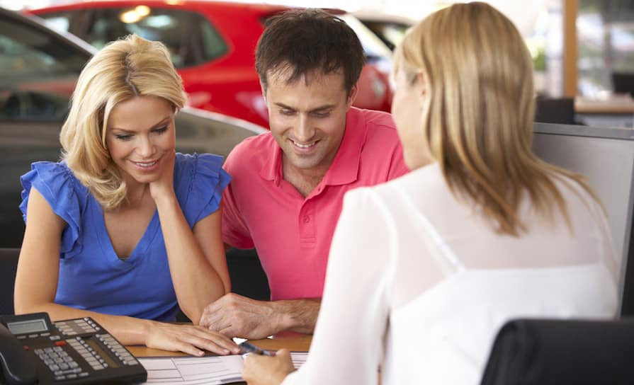 Buying a New VW near New Haven