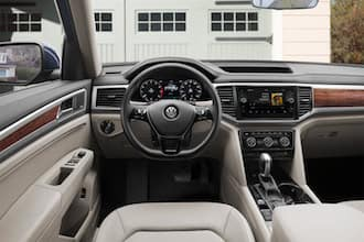 2019 VW Atlas Dashboard