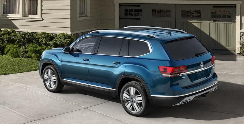 2019 VW Atlas near New Haven