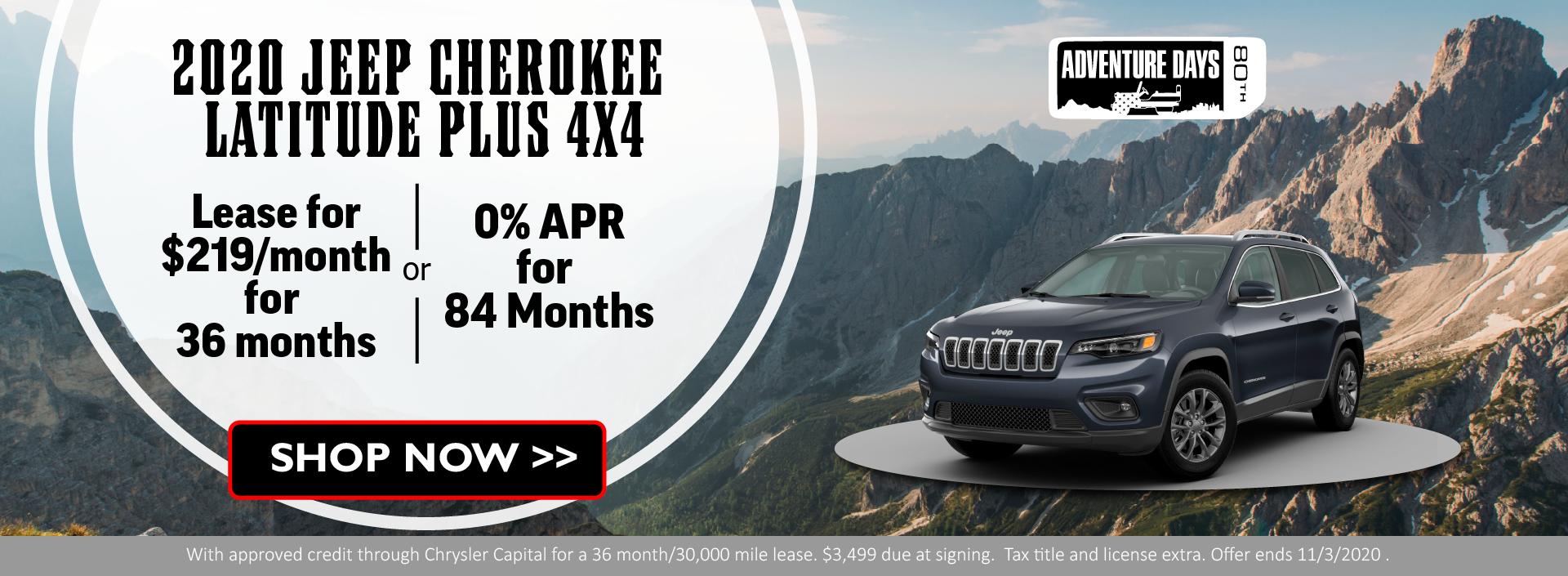 2020 Jeep Cherokee October FIXED