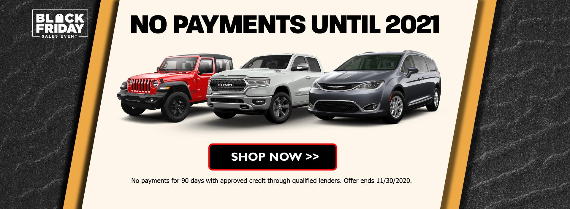No payments November