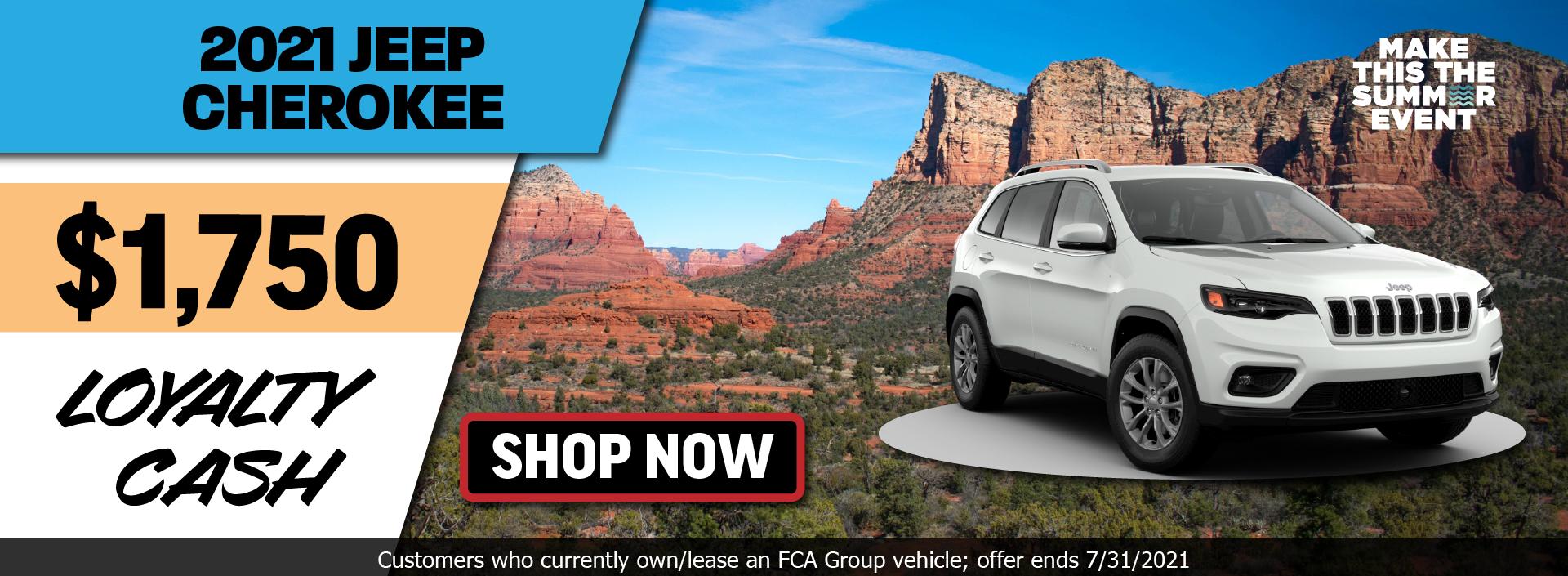 2021 Jeep Cherokee_July 2021