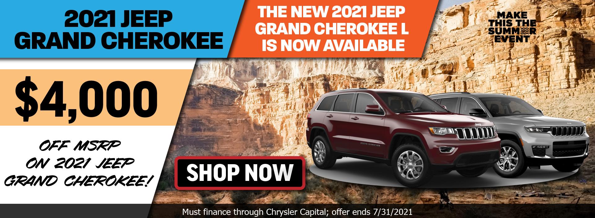 2021 Jeep Grand Cherokee_July 2021