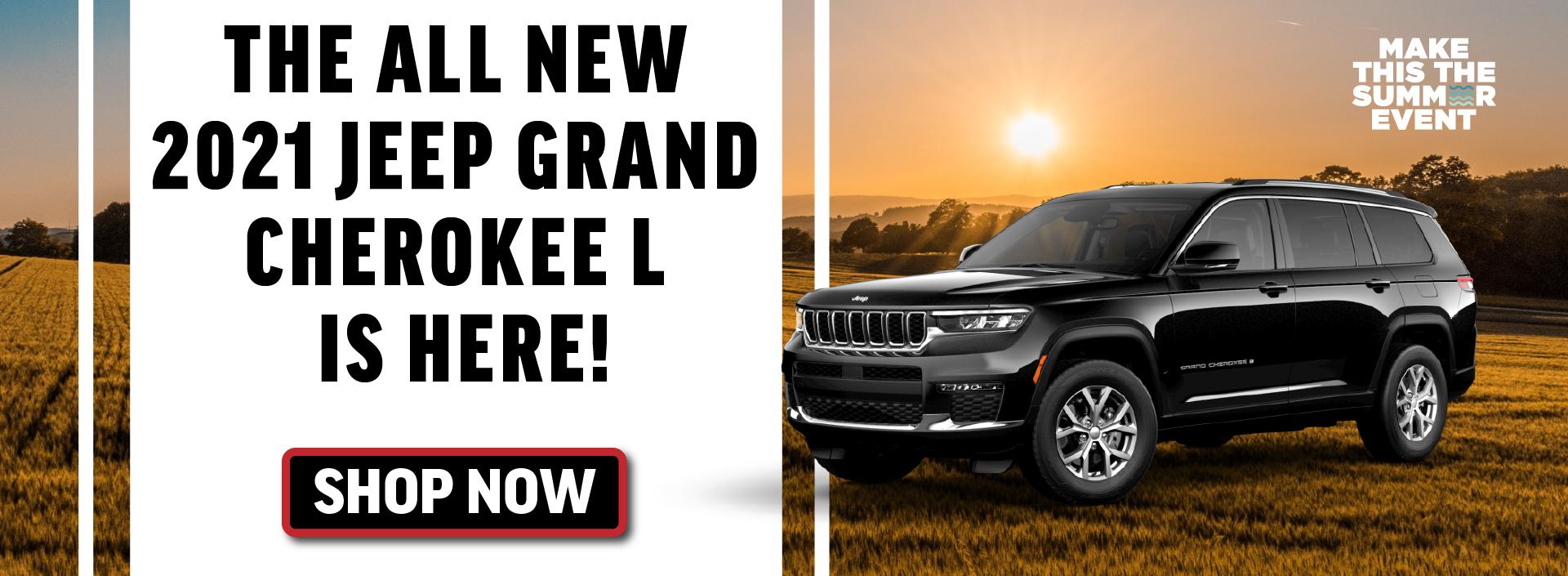 2021 Jeep Grand Cherokee L_August