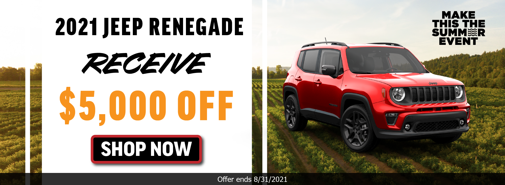 2021 Jeep Renegade_August