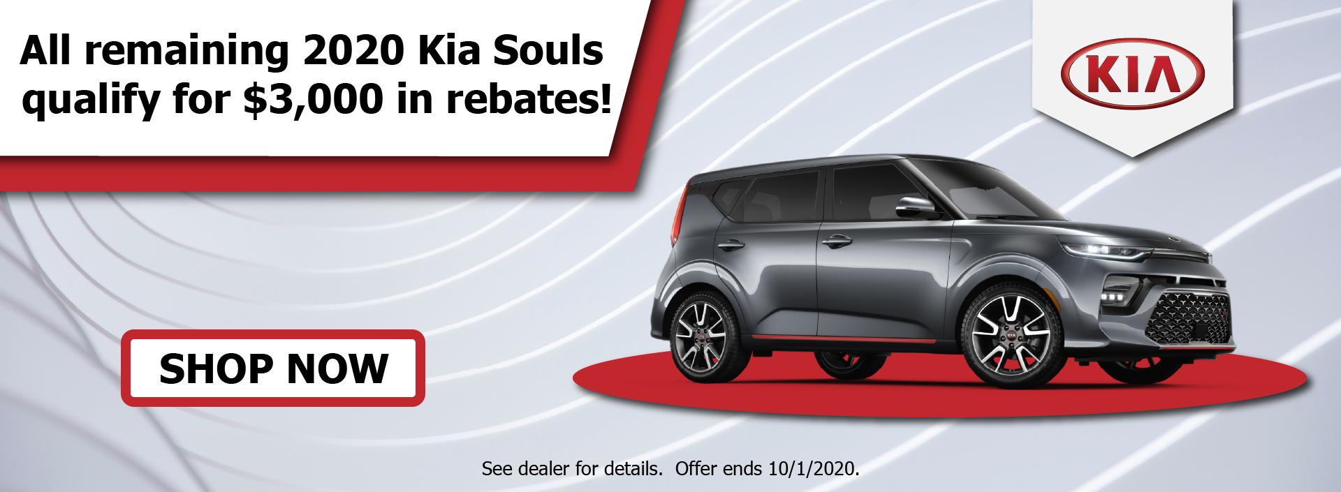Kia Soul 2020 September fixed AGAIN