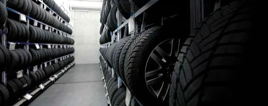 BMW Tire Service in Santa Rosa