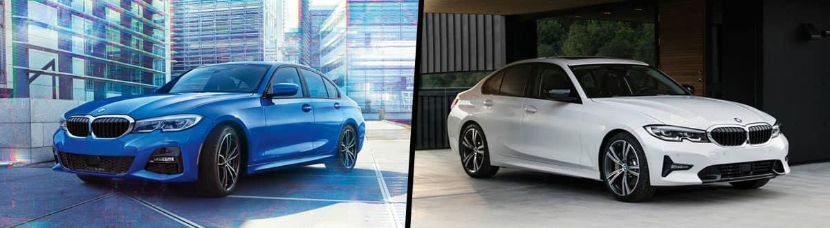 2020 BMW 3 Series vs 2019 BMW 3 Series
