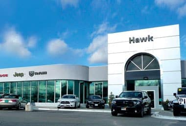 Hawk Chrysler Jeep Dodge Ram of Forest Park