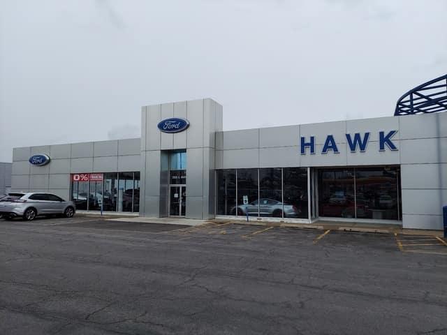Hawk Ford St Charles