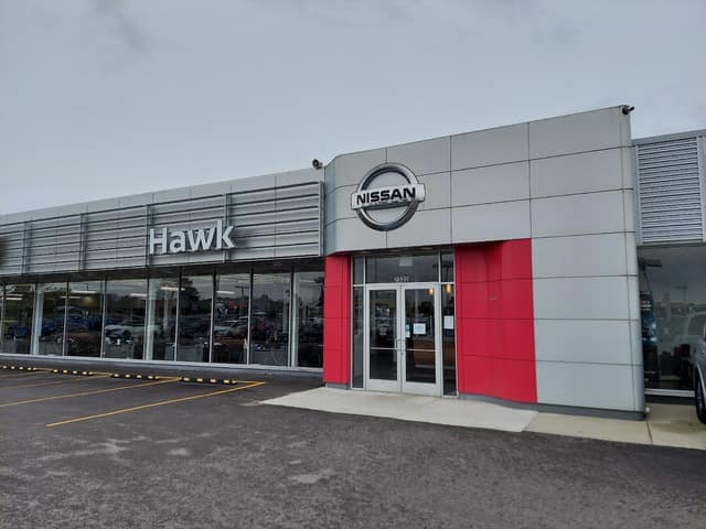 Hawk Nissan