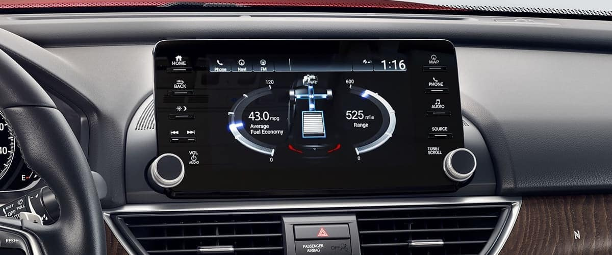2019 Honda Accord Technology