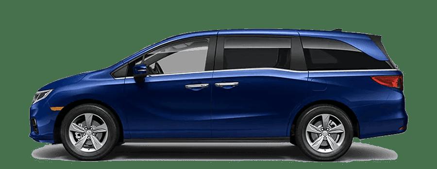 2019 Honda Odyssey EX-L FWD Auto
