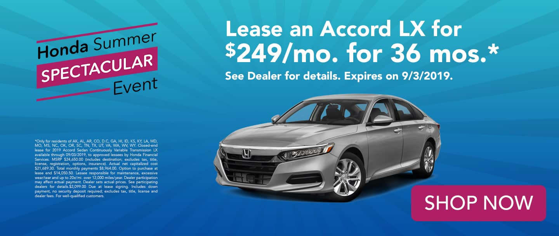 honda_woodbridge_$249/month_lease_honda_accord