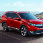 2019 honda hr-v red exterior
