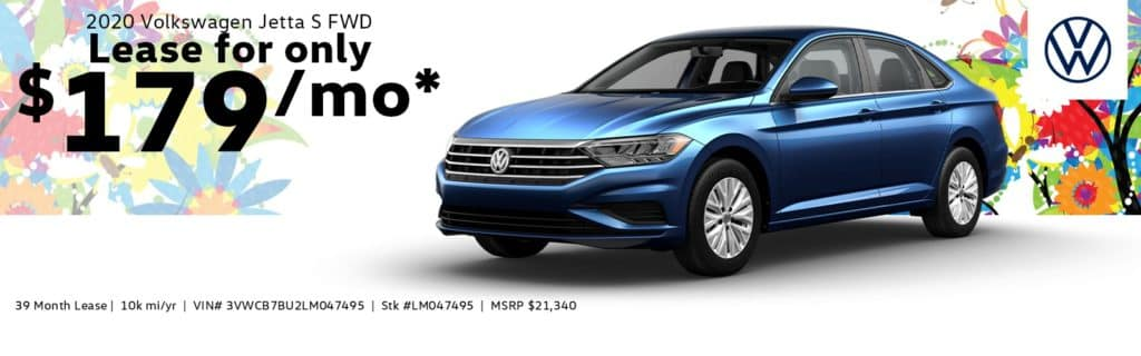 2020 Volkswagen Jetta 1.4T S Auto