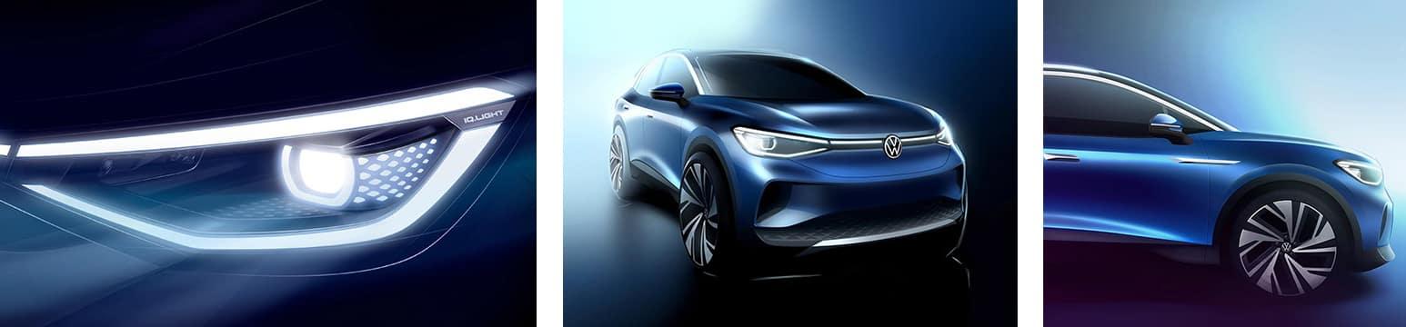 New 2021 Volkswagen ID.4 Frisco TX