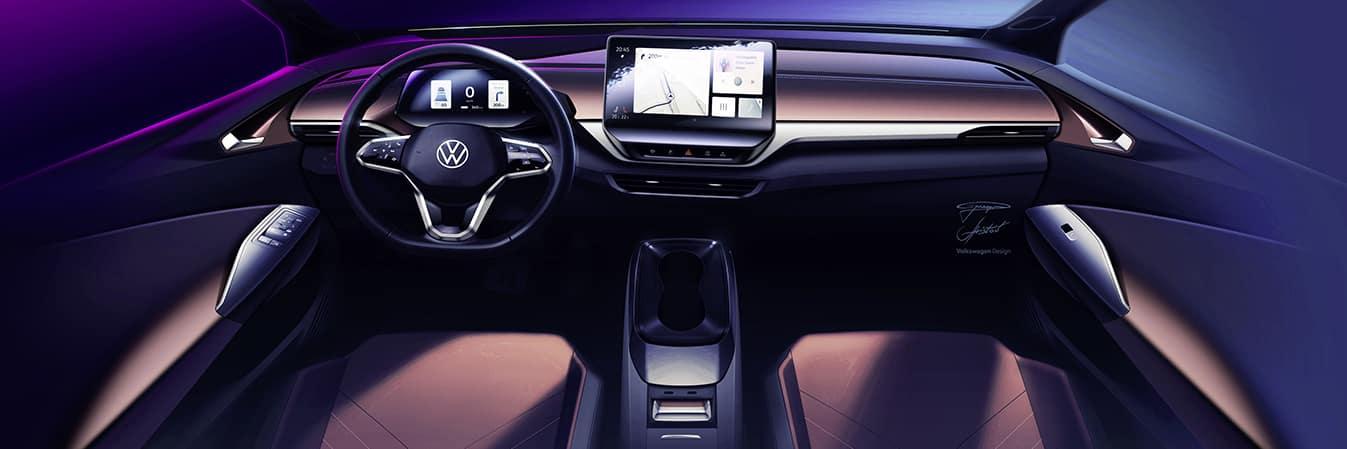 New 2021 Volkswagen ID.4 Frisco Texas